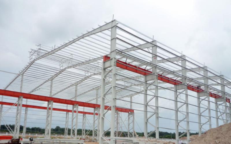 Kết cấu nhà thép tiền chế có ưu điểm gì?